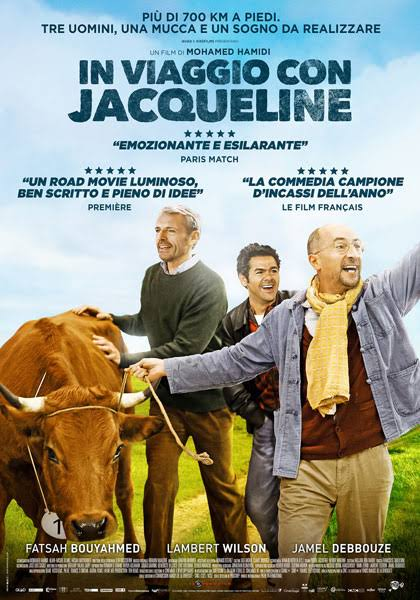 In viaggio con Jacqueline (La vache)